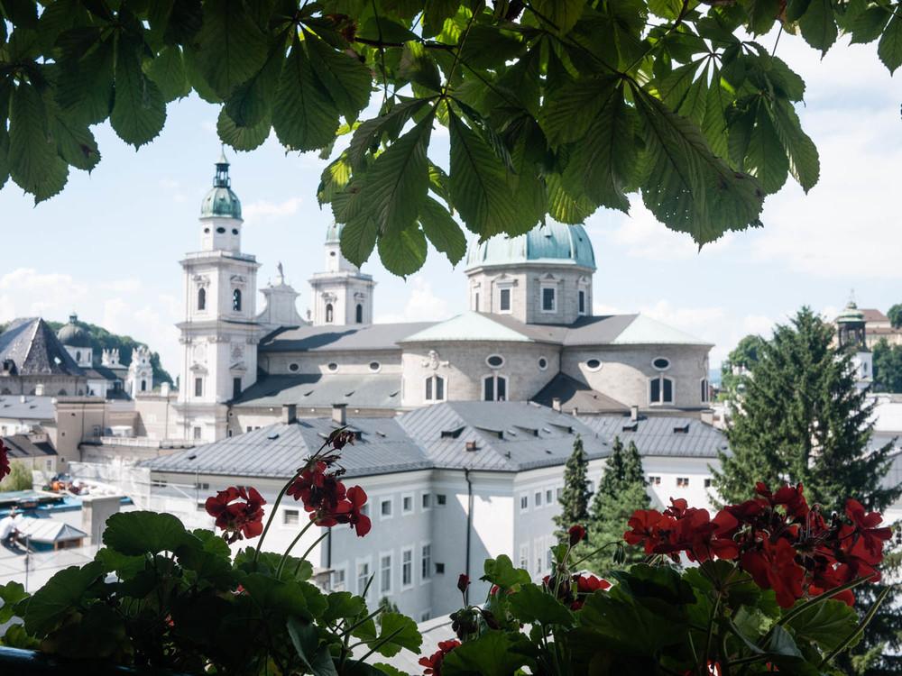 july: quick trip to salzburg …