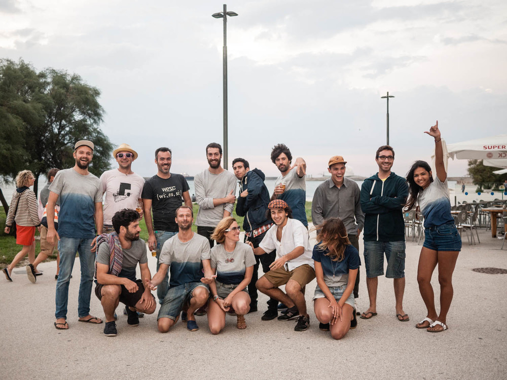 canvas project porto artists + montebelo crew