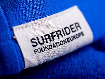 Surfrider Collection textile design, textile development