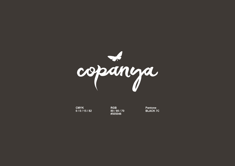 the new copanya logo