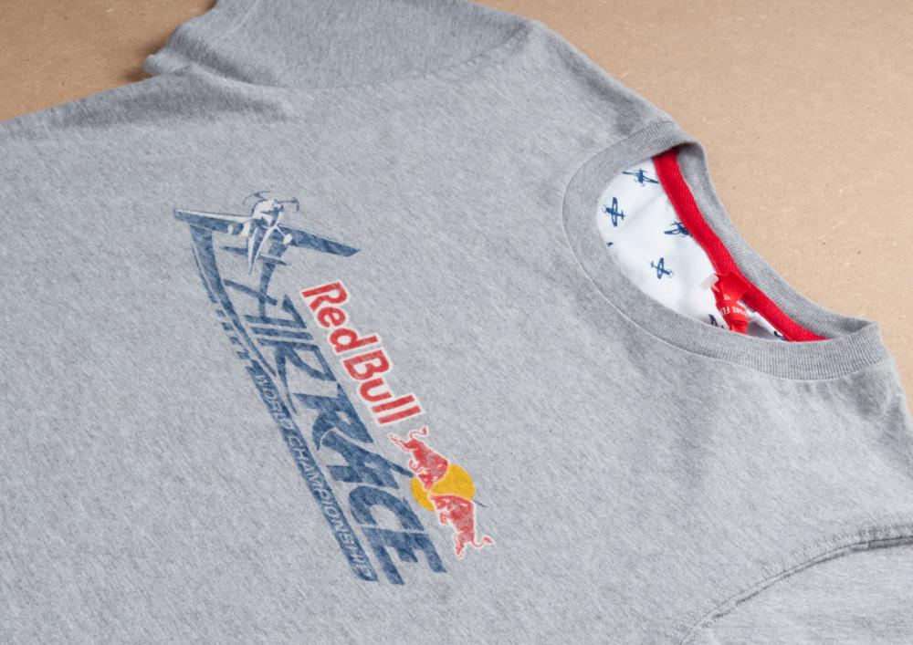 red bull air race – kids logo t-shirt