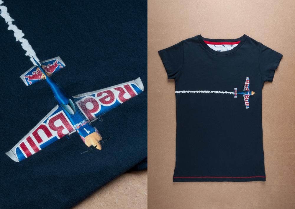 red bull air race – kids contrail t-shirt