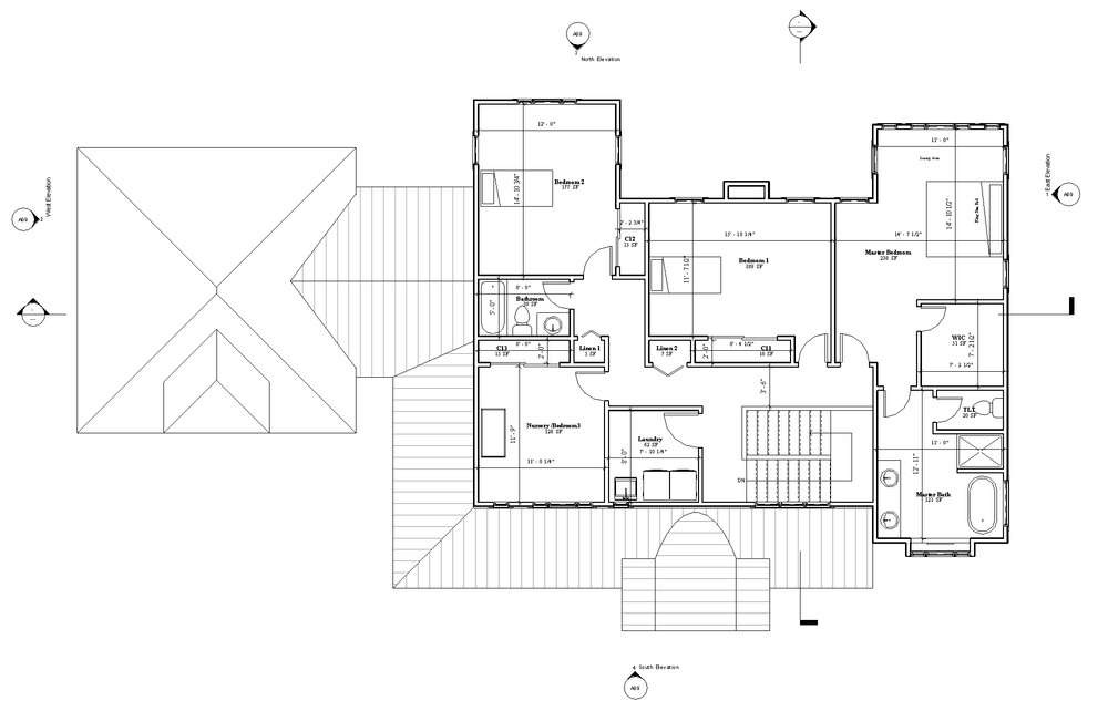 Waltmire Design 05 - Floor Plan - Second Floor.jpg
