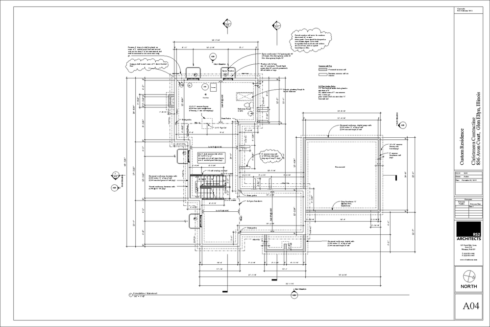 REV01 Lot 3 CD01 Avon Court - Sheet - A04 - Foundation - Basment Plan.jpg