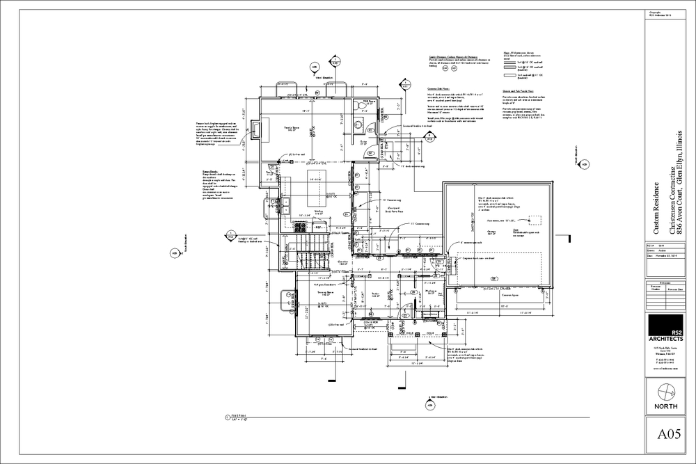 REV01 Lot 3 CD01 Avon Court - Sheet - A05 - Floor Plan - First Floor.jpg
