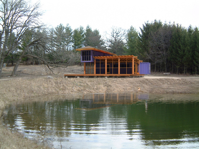Wisconsin Container Pavilion