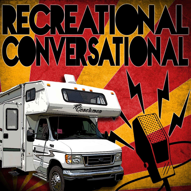Recreational Conversational Podcast - Backmattress Media