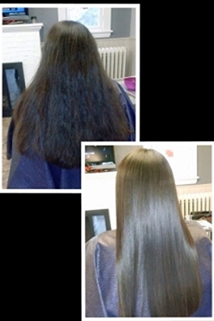 Natural Keratin Treatment