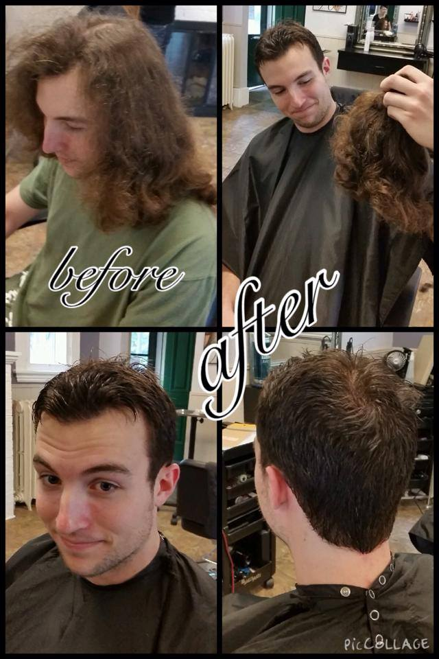 Hair Donation!