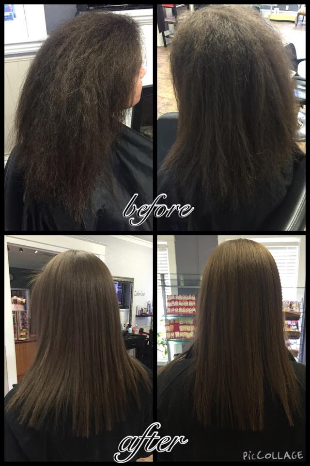 Natural Keratin Treatment!