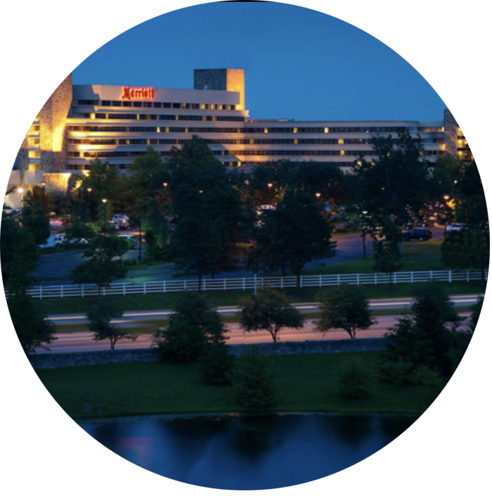 Griffin Gate Marriott Resort & Spa - (859) 231-51001800 Newtown PikeLexington KY 405114 MilesRate: $149 plus taxes and fees. Single, double, triple, and quadruple occupancy.Rate Includes Complimentary: Wireless internet access in guest rooms, self-parking, use of fitness facilities, and shuttle to/from airportCheck-in: 4:00pmCheck-out: 12:00pmReservation Deadline: May 29, 2020 at 11:59pm eastern timeCancellation Policy: Reservations can be cancelled up to 24 hours prior to arrival without penaltyClick here to reserve your room