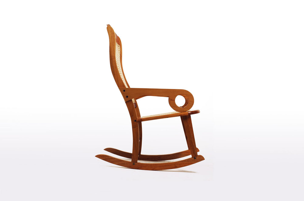 Another challenge was to make the chair detachable for flat packing. Traditionally the chair was attached by using glue making it very robust piece of ...  sc 1 st  Jose de la O & Standard Rocking Chair u2014 Studio José de la O