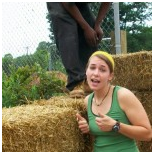 Lauren Bailey, AmeriCorps (2009-10)