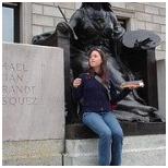Rachel Plauche, AmeriCorps (2010-11)