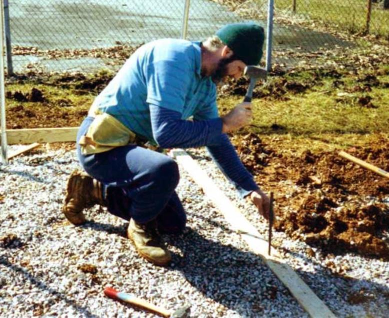 Jim Cunningham, Green Thumb Mgr ('93-15)