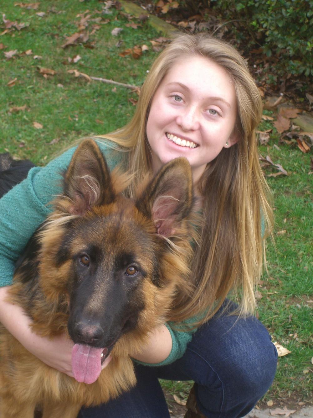 Rachel Newcomb, AmeriCorps 2015-16