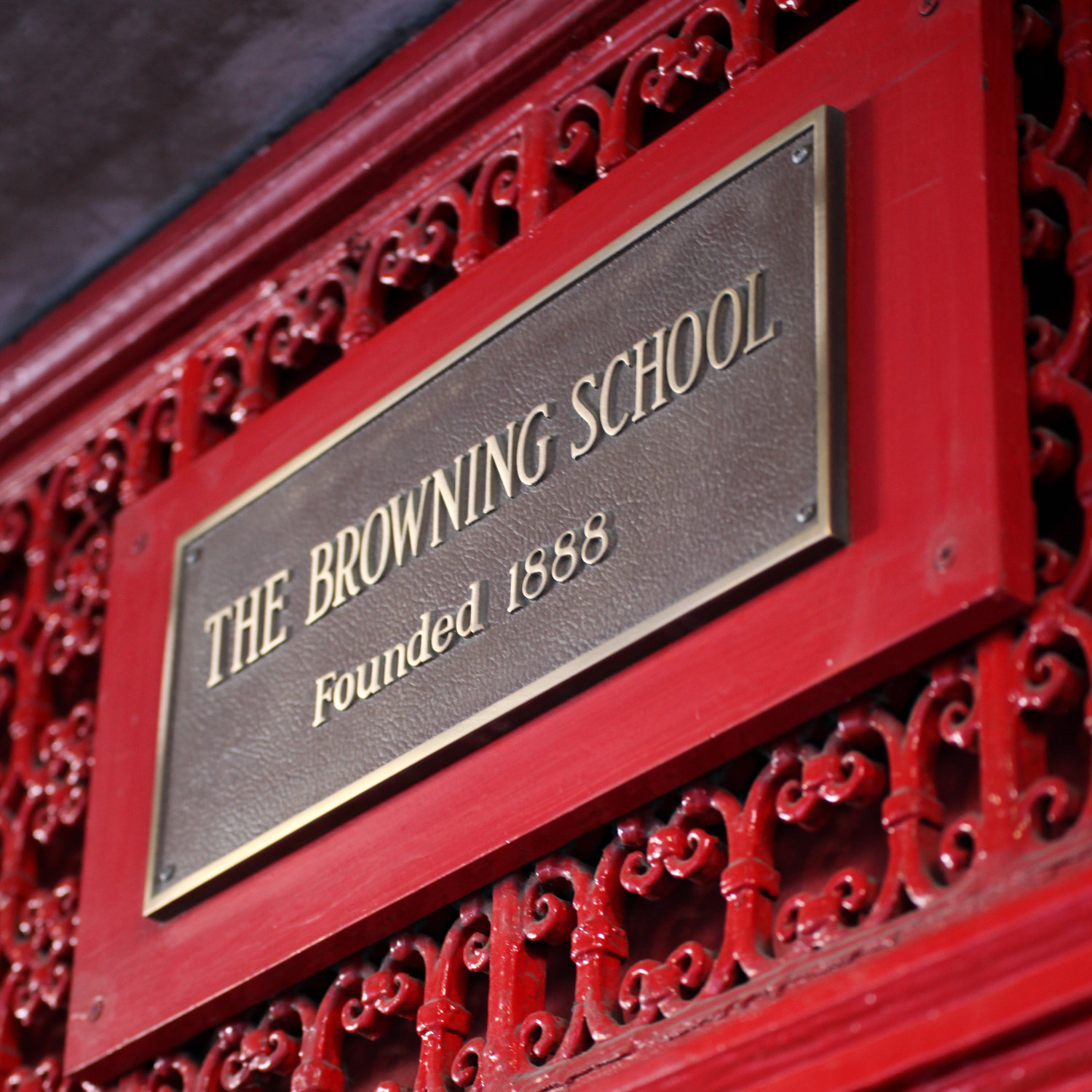 The Browning School An Independent K 12 Boys School In Nyc