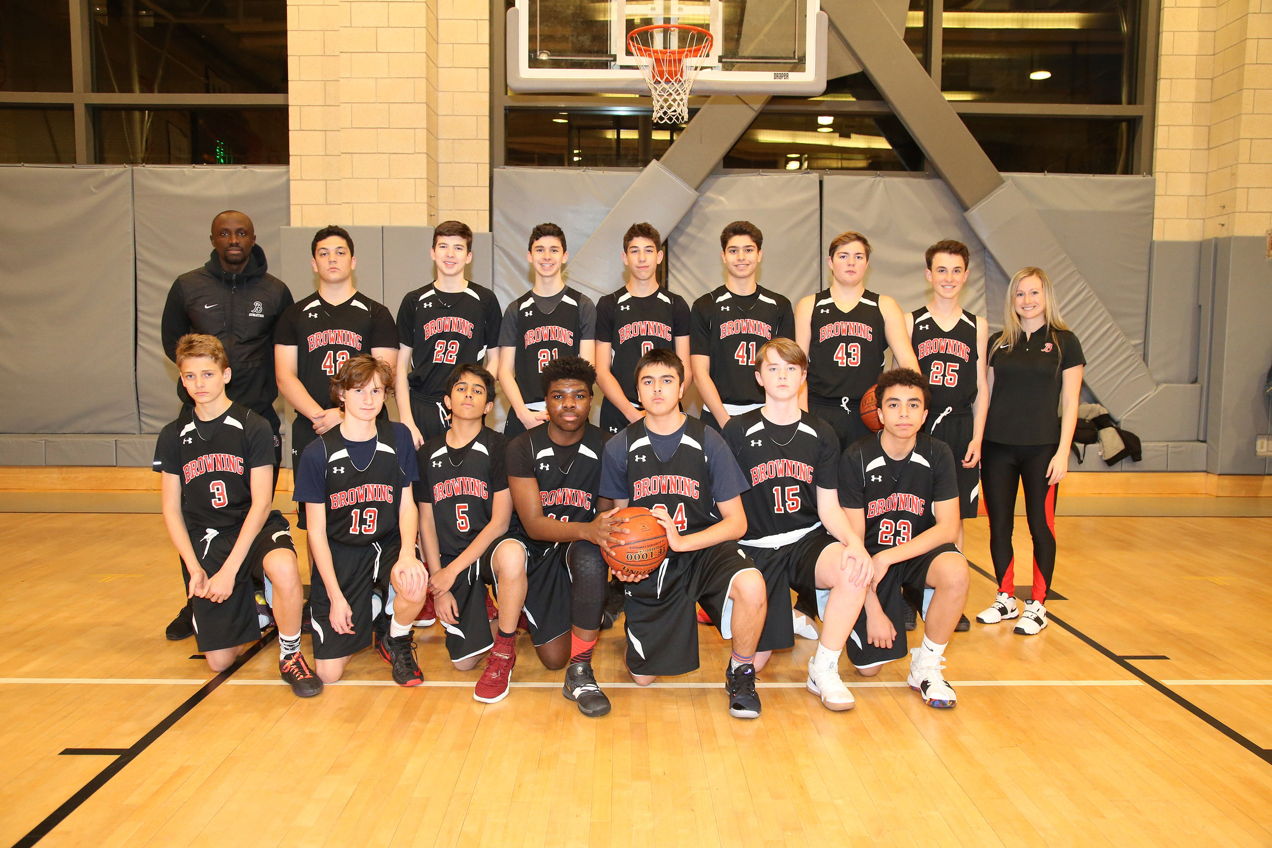 3ba88b75b065f 2019 Junior Varsity Basketball — The Browning School