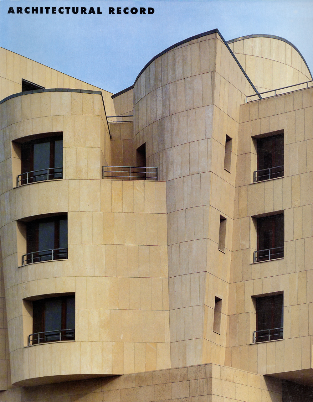 Architectural Record | American Center | Gehry + Partners