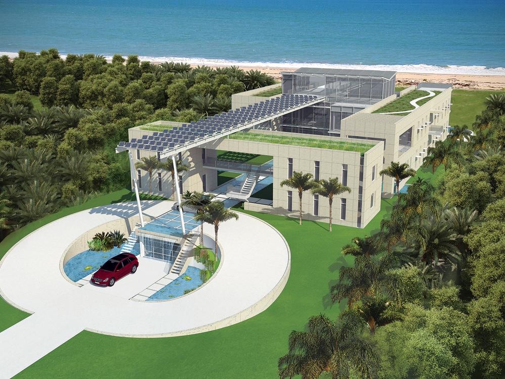 Vero Beach 32963  | January 2014 |  Maison sur l-eau
