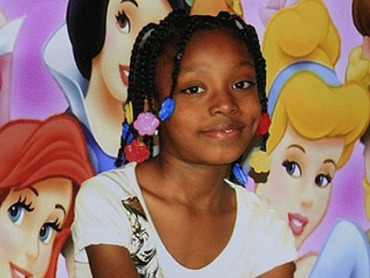 Aiyana Jones. She liked Disney's Princesses.