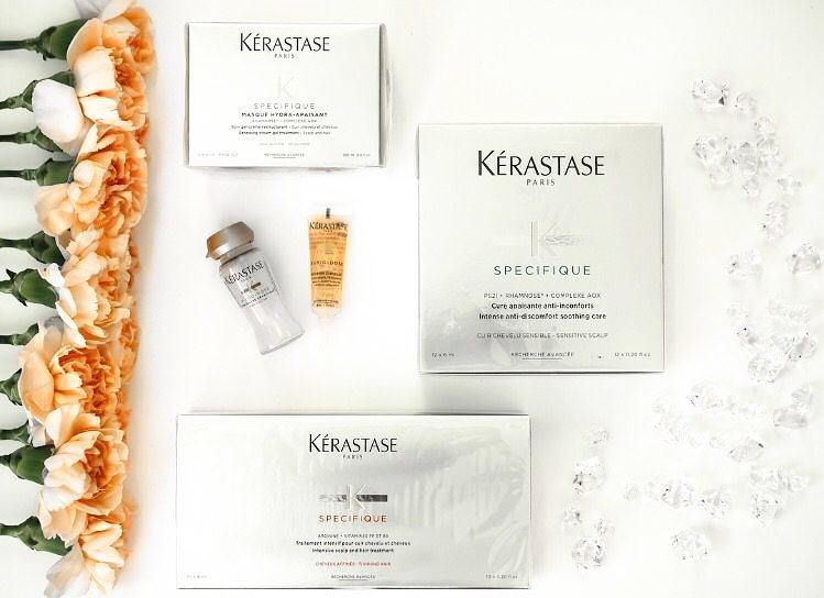 Gift with Purchase  - Spring into something new.When you spend $150 or more in your retail purchase, Try a New Kerastase or Shu-umera  Product on us.  valued at $45 or less.