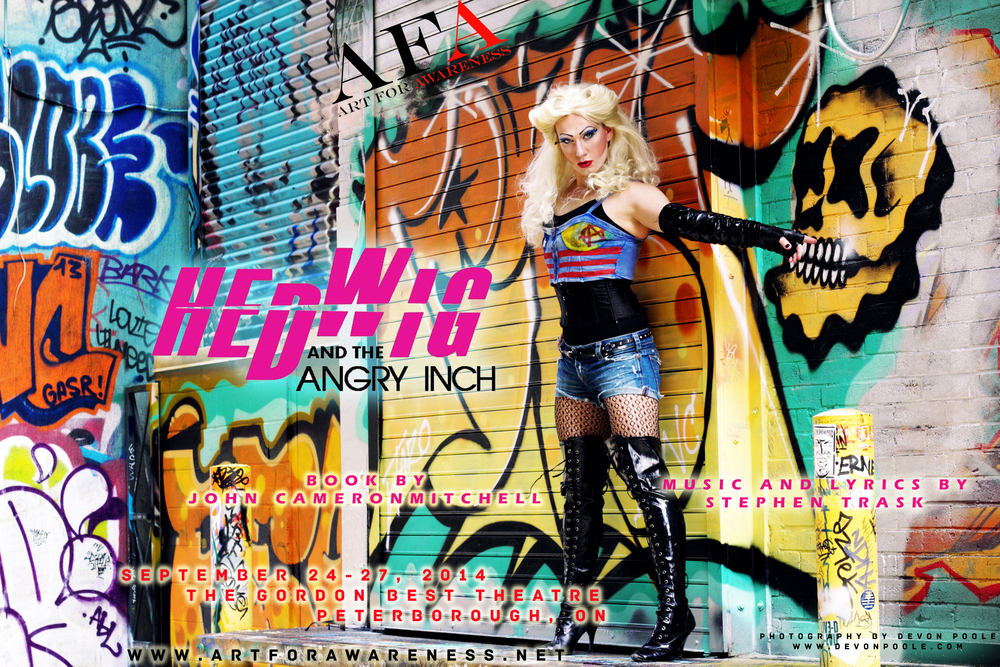 For more images, visit our  Hedwig & The Angry Inch  gallery