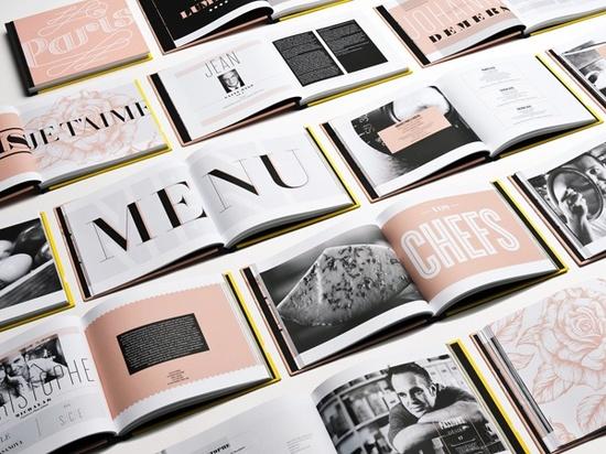 pieces0fpaper :     Magazine Design