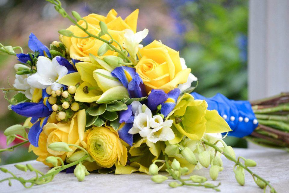 wedding flower questions