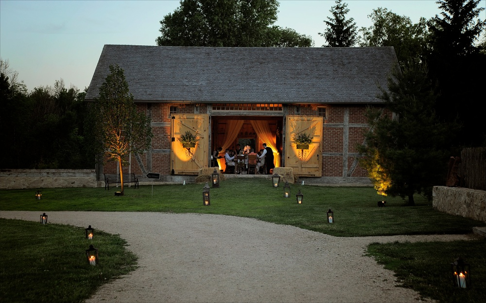 Ramhorn is the Perfect Space for a Beautiful Rustic Wedding