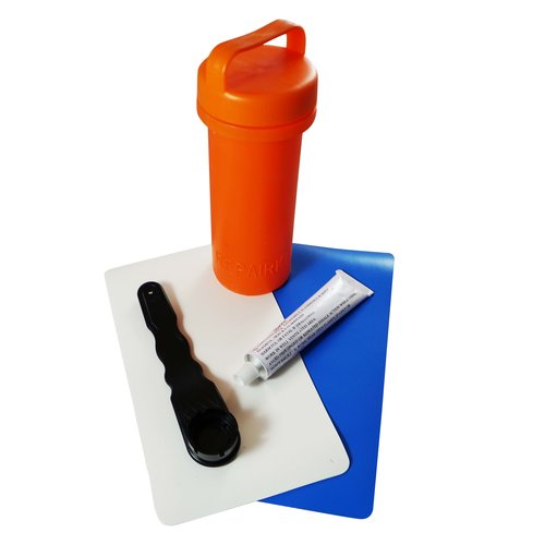 a5834c065 Shaboomee Inflatable SUP Repair Kit. inflatable sup repair kit contents.jpg