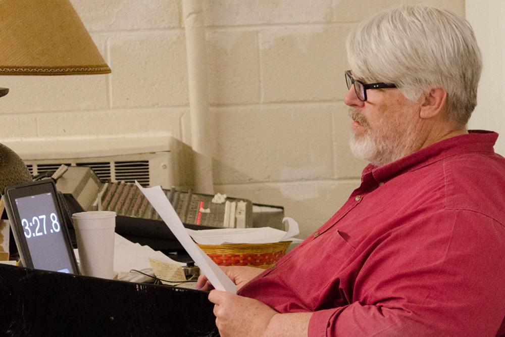 Willie Barbour, director