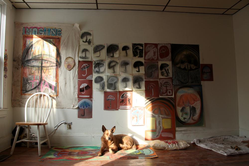 The Studio at 3116 Brereton Street February 2015
