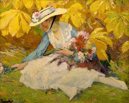 Edward Cucuel (1875-1954)