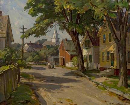 Aldro T. Hibbard (1886-1972)