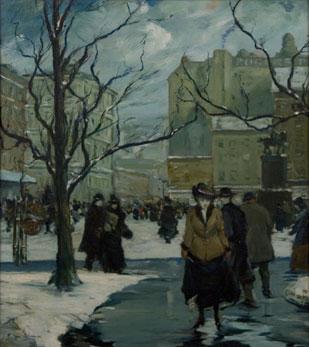 Frank Van Sloun (1879-1938)