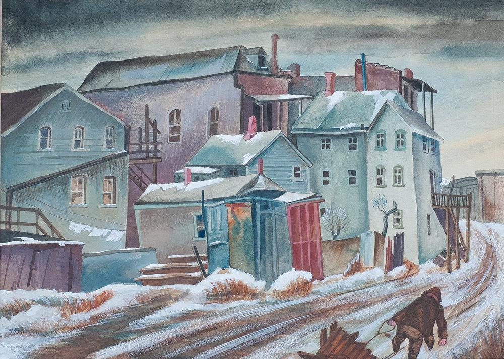 Todros Geller (1889-1949)