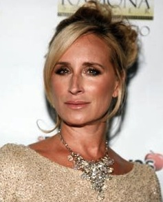 """SONJA MORGAN TALKS HEALTH """"We keep living longer and longer and are not equipped to do that without help from supplements for brain health. The brain controls appetite and mood. Dr. Eric Braverman's nutritionist extraordinaire Christina Santini gave me vitamins and food tips. Wow! You saw the difference no?"""" - Sonja Morgan, TV Star on BRAVO TV"""