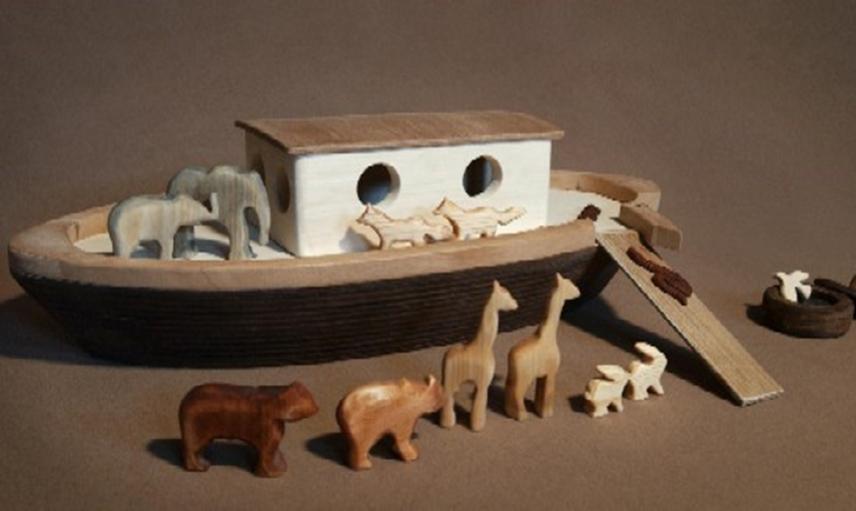 Godly Play Noah's Ark