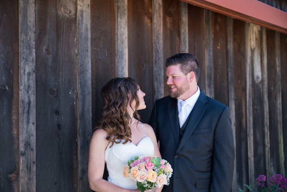 San Luis Obispo Wedding Photographer - Edwards Barn