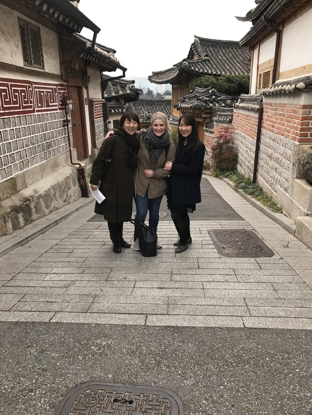Getting a tour of the oldest part of Seoul. This trip has a lot of great stories, including but not limited to being the sickest I have been in my life but realizing I couldn't waste an opportunity to see Seoul.
