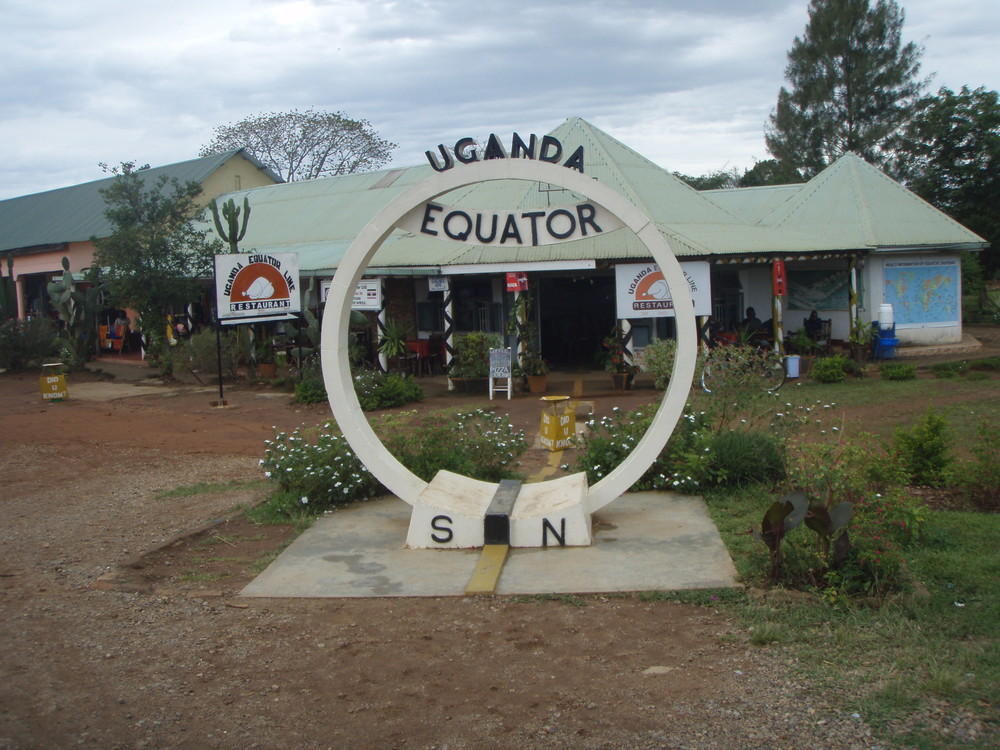Uganda is in East Africa and runs through the Equator. It is bordered by Kenya, Tanzania, Rwanda, Democratic Republic of the Congo and South Sudan.  Photo credit: Megan DaPisa