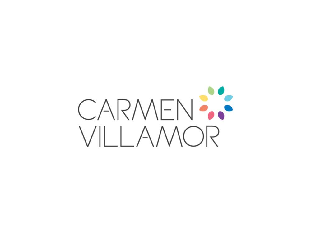 Carmen Villamor Pledge Logo