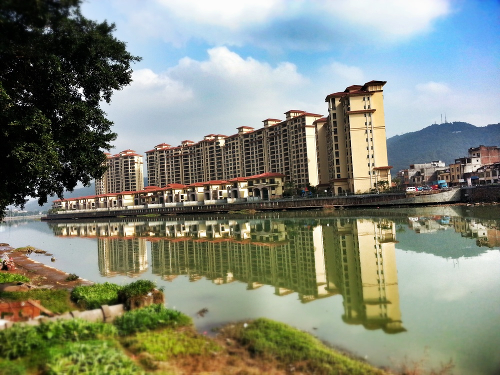 Modern Apartments in Huaiji City