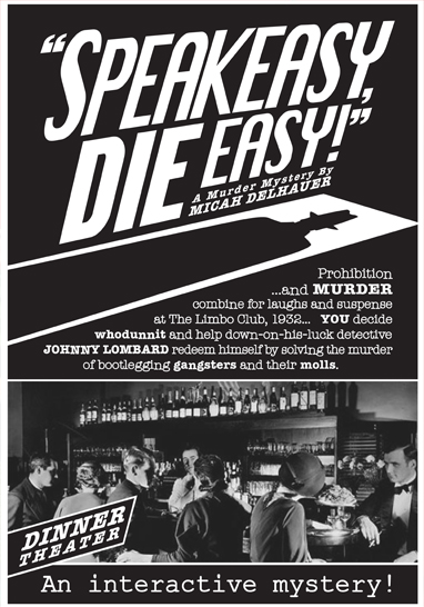Speakeasy, Die Easy - Poster (small).jpg