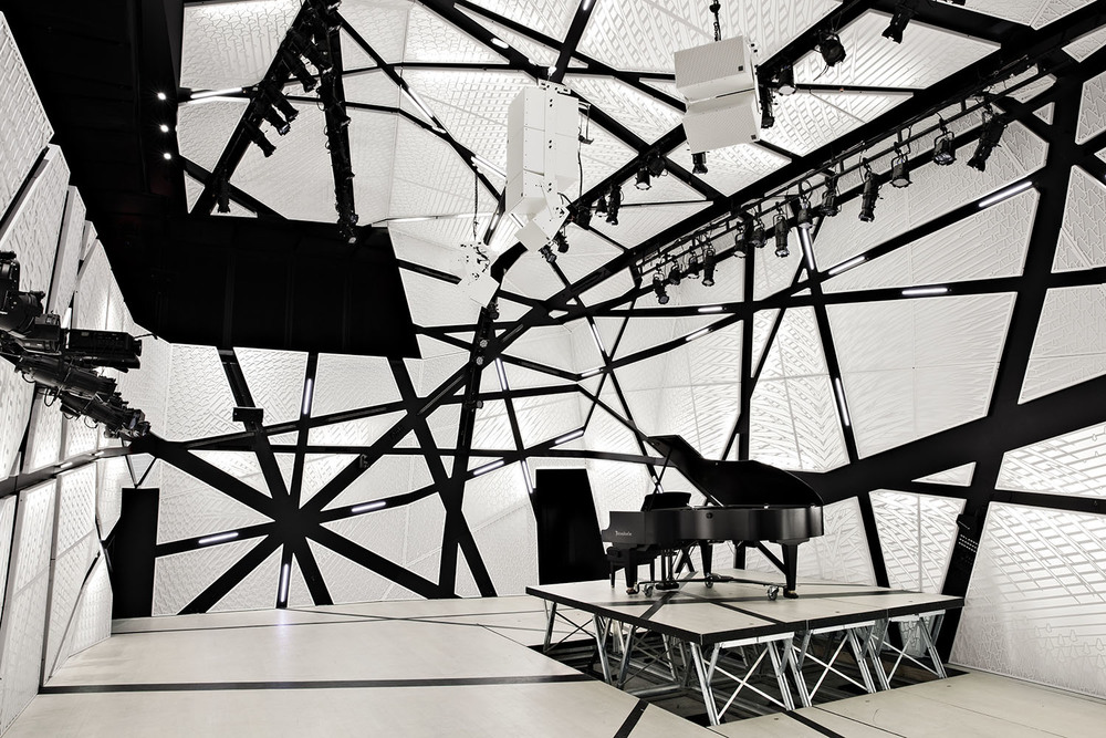 National Sawdust by Bureau V | Interior Chamber Hall Photograph by Floto + Warner