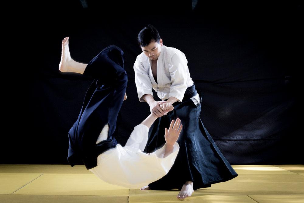 Billy Kotegashi Aikido Kokikai.jpg