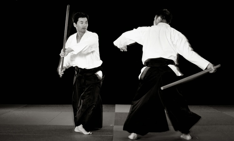 Jo Kata - Weapons Training UNSW Aikido.jpg