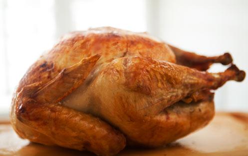 How big a turkey?