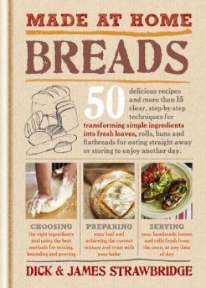 Turn Simple Ingredients into Fresh Bread